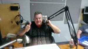 Todd's last live program at CJRI.